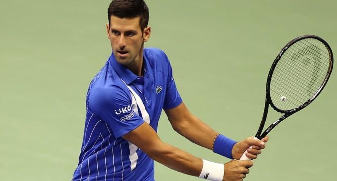 US Open: Calificare lejeră pentru Novak Djokovic în turul doi – Rezultatele primei zile de întreceri – Tenis