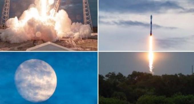 Nouă reușită pentru SpaceX: Compania a realizat prima lansare polară din Florida după jumătate de secol – Tehnologie