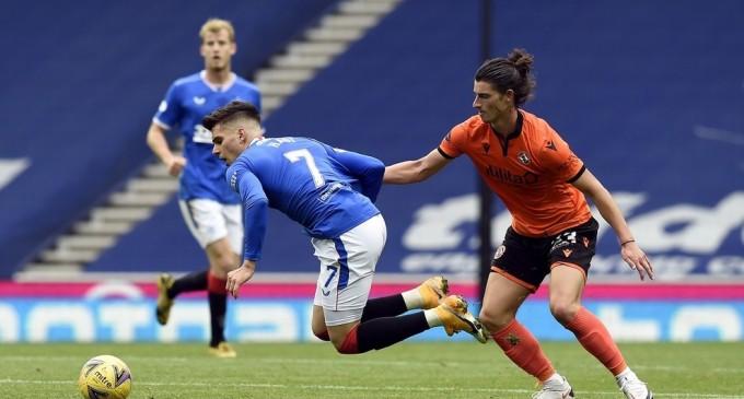 """DigiSport: """"Dați-i titlul de cavaler!"""" Ce au scris scoțienii, după ce Ianis Hagi a reușit două assist-uri și BBC l-a numit """"omul meciului"""" – Fotbal"""