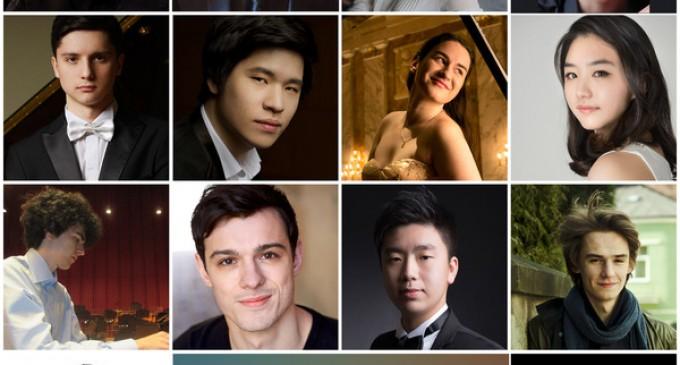 webPR: 13 tineri pianiști din 8 țări s-au calificat în Etapa a II-a a Secțiunii de Pian de la Concursul Enescu 2020 – Cultura