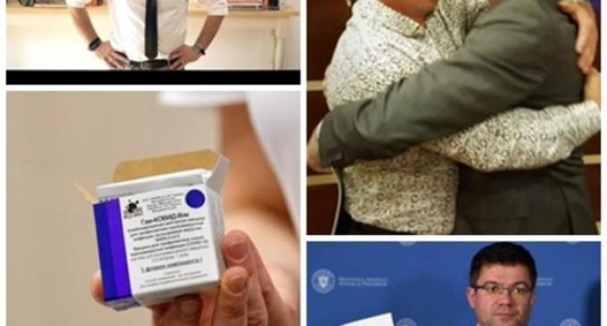 """Subiectele zilei: Suflarea securistică bucureșteană unită în Firea și simțiri; Partidul iartă orice păcat: PNL îl ține în brațe pe primarul care a făcut sex cu două minore traficate; A manipulat Rusia datele privind vaccinul anti-coronavirus """"Sputnik V"""" – Subiectele zilei"""