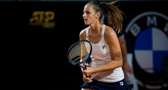 WTA Roma: Simona Halep o va întâlni pe Karolina Pliskova în finală – Care este scorul meciurilor directe – Tenis