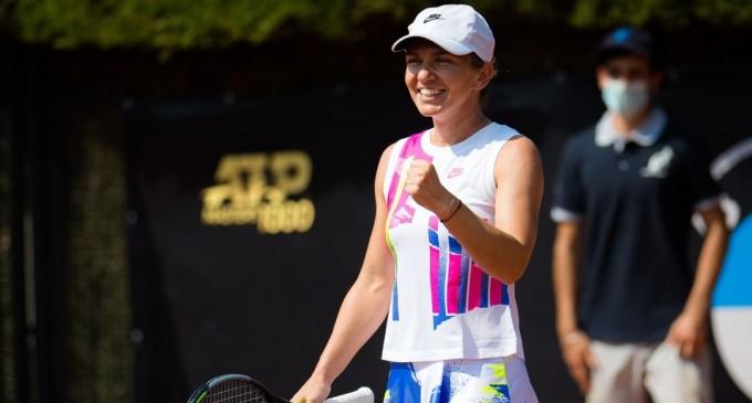 WTA Roma: Cu cine se va duela Simona Halep în sferturi – Românca a câștigat singura confruntare directă – Tenis