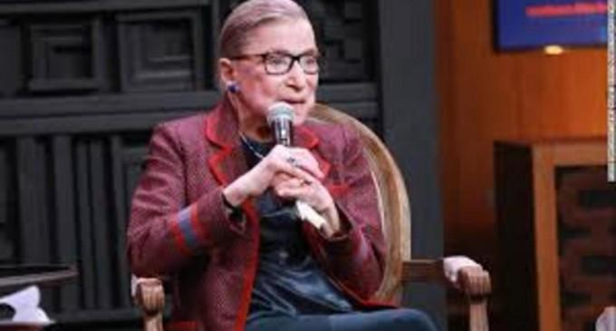 SUA: Judecătoarea progresistă a Curţii Supreme Ruth Bader Ginsburg a încetat din viaţă la vârsta de 87 de ani – International
