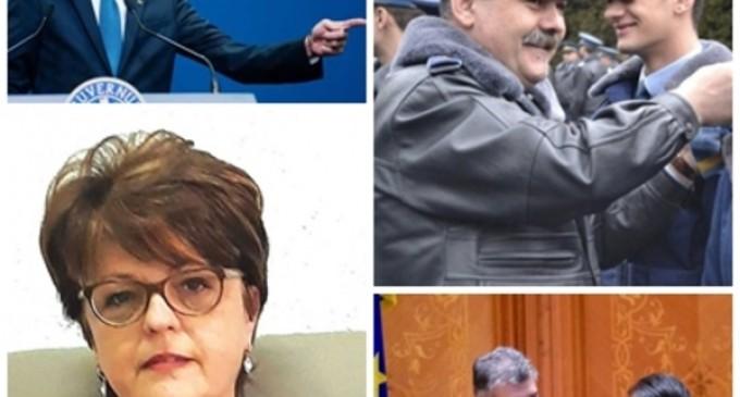 """Subiectele zilei: Maricel Păcuraru, patronul Realitatea TV: """"Respectă infractorii, mă! Cine nu e infractor în ziua de azi înseamnă că e prost!""""; Sabotoarea licitației pentru tablete, șefa ONAC: pila lui Tăriceanu și Chițoiu, numită de Dăncilă – Subiectele zilei"""