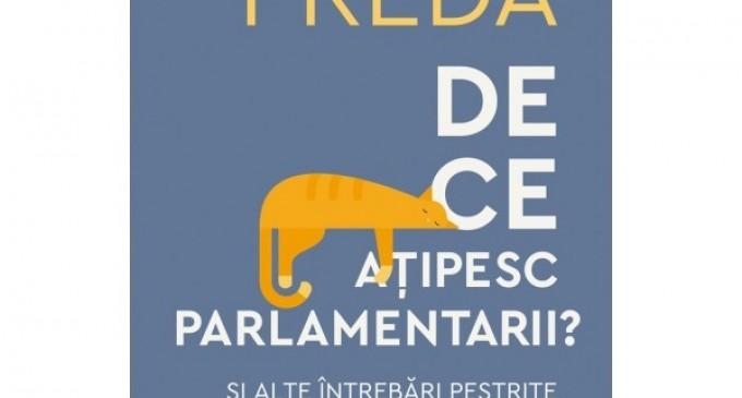 De ce atipesc parlamentariii? – Recomandare de lectura