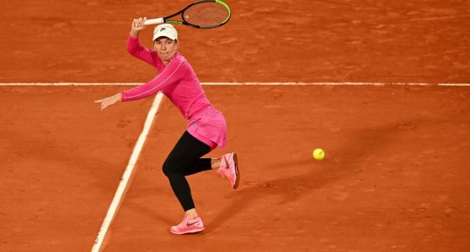 Digisport: La ce s-a gândit Simona Halep când îi era frig pe teren şi cum a apărut îmbrăcată la Roland Garros