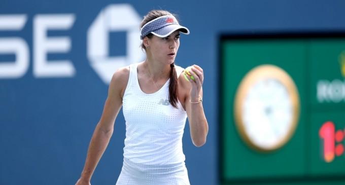 US Open: Sorana Cîrstea, în turul trei după ce a învins-o pe Johanna Konta, a noua favorită – Tenis