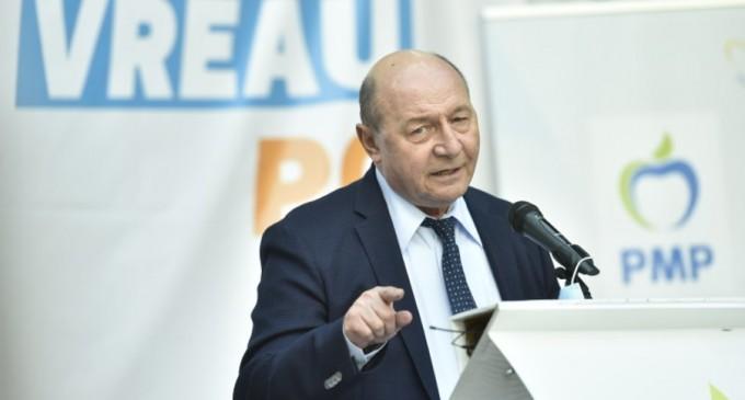 Traian Băsescu: Când românii vor înţelege cât rău a făcut Arafat sistemului medical, Arafat va fi pensionar – Politic