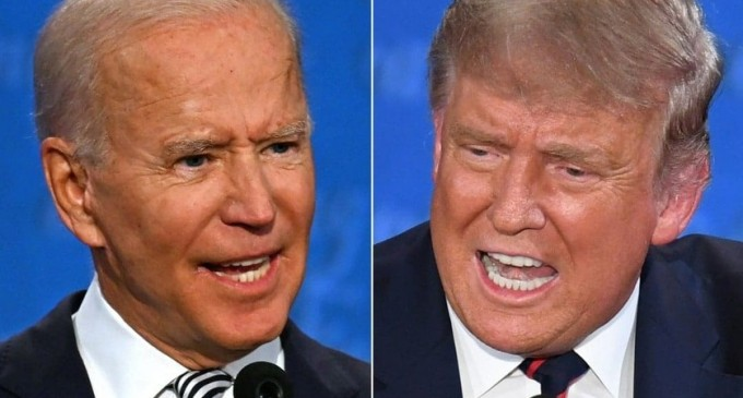"""Dezbatere Trump-Biden: Organizatorii au în vedere măsuri mai dure pentru """"menținerea ordinii"""" în dezbaterile viitoare – International"""