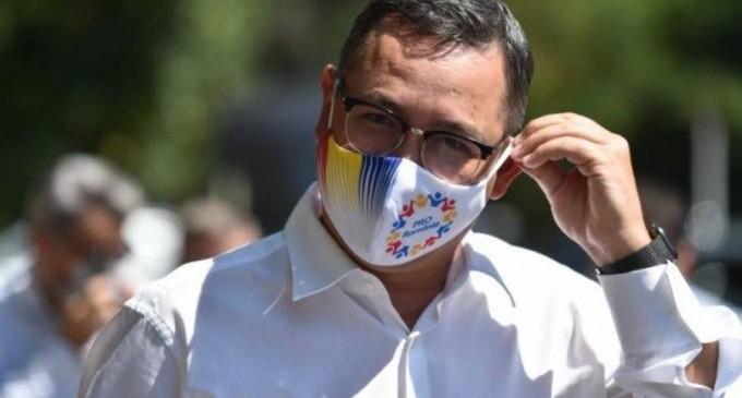 """Ponta, mesaj pentru Firea: Sper că știe foarte bine cine a """"înjunghiat-o"""" cu premeditare chiar din PSD – Politic"""
