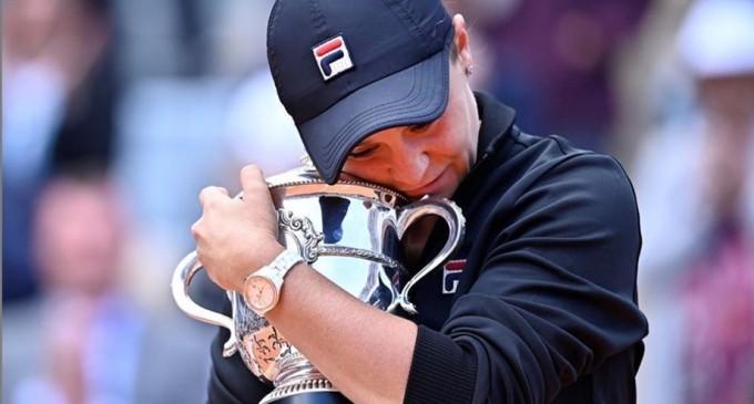 Decizie de ultim moment: Roland Garros rămâne fără principala favorită – Motivul pentru care Ashleigh Barty nu va juca la Paris – Tenis