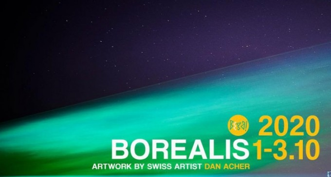 BEGA! Timisoara 2020 – Festivalul luminilor Borealis