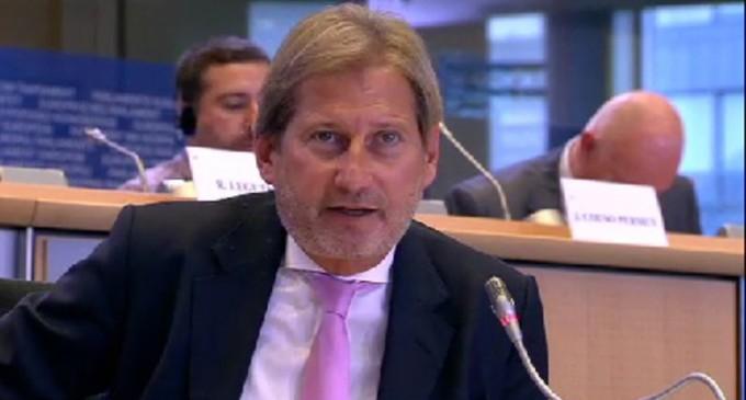 Comisarul european pentru buget Johannes Hahn se întâlneşte, la Bucureşti, cu mai mulţi oficiali români – Politic