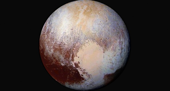 Science Report: Piscurile de pe Pluto sunt înzăpezite, dar nu cu ceea ce credeți – Spatiul