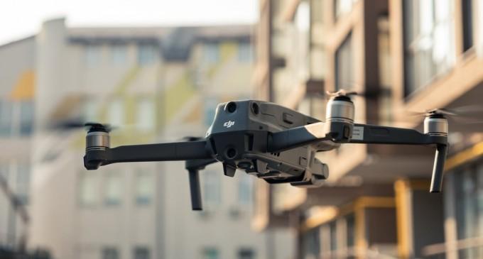 O dronă a fost folosită pentru transportul unui rinichi pentru transplant, în SUA – International