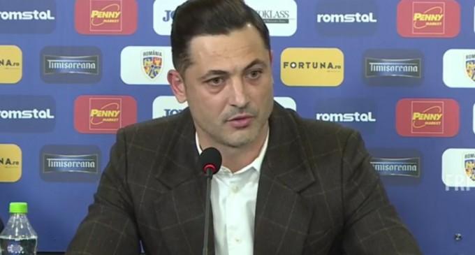 """Mirel Rădoi: """"Nu meritam să ne calificăm, chiar dacă primeam al doilea penalti"""" – Fotbal"""