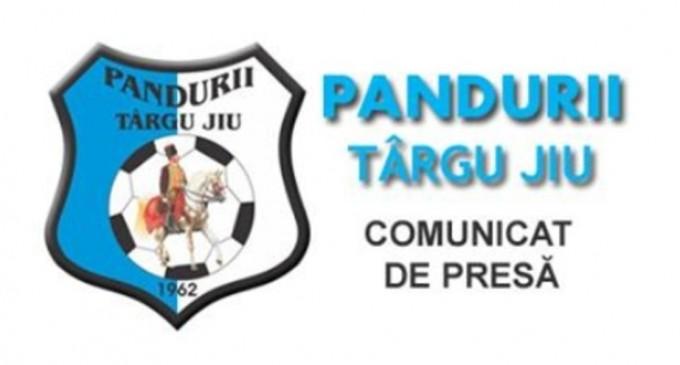 TAS a acceptat cererea formulată de Pandurii Târgu Jiu / Echipa va putea evolua în Liga 2 – Fotbal