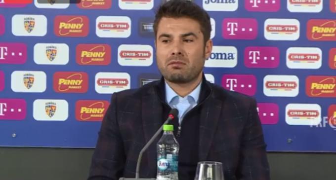 Under 21: Staful tehnic va fi testat din nou / Dacă testul va fi negativ, Adrian Mutu ar putea sta pe bancă la meciul cu Malta – Fotbal