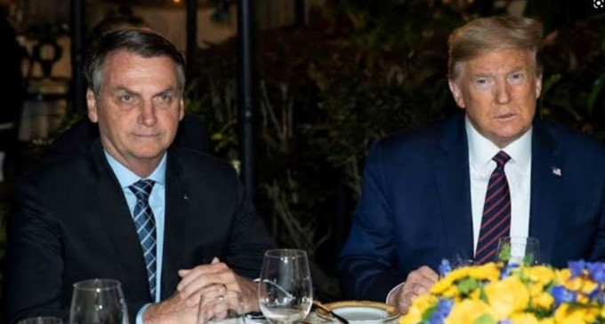 Bolsonaro se vede prezent la învestitura unui Trump reales – Alegeri SUA 2020