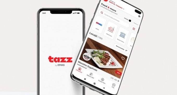 Aplicaţia de livrări Tazz by eMAG a atras investiții de peste 25 de milioane lei