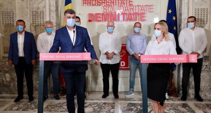 Ciolacu, candidat pentru un mandat de parlamentar la Buzău. Gabriela Firea, cap de listă PSD pentru Senat – Politic