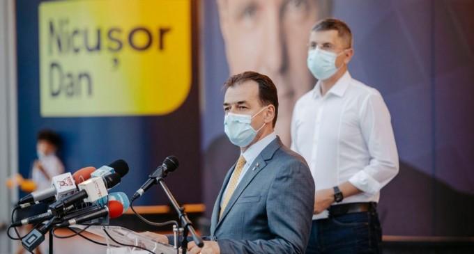 Orban, mesaj pentru USR: Să consume mai puţină energie în inventarea de conflicte cu PNL, să se concentreze pe bătălia cu PSD – Politic