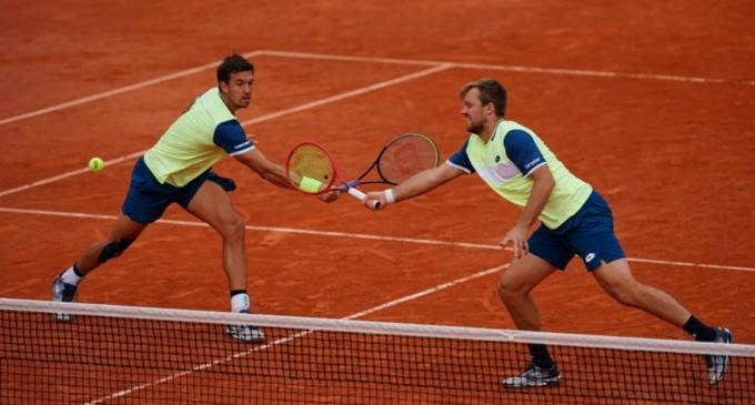 Roland Garros: Germanii Kevin Krawietz şi Andreas Mies și-au apărat titlul din proba de dublu – Tenis