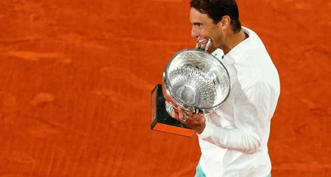 """Rafael Nadal, după victoria de la Roland Garros: """"Am trăit aici majoritatea momentelor importante din carieră"""" – Tenis"""