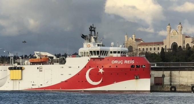 Tensiunile din estul Mediteranei: SUA condamnă dur acțiunile Ankarei – International