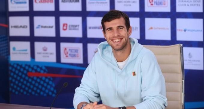 ATP Anvers: David Goffin, principalul favorit, a fost eliminat / Karen Khachanov, în sferturi după o victorie în trei seturi (Rezultatele zilei) – Tenis