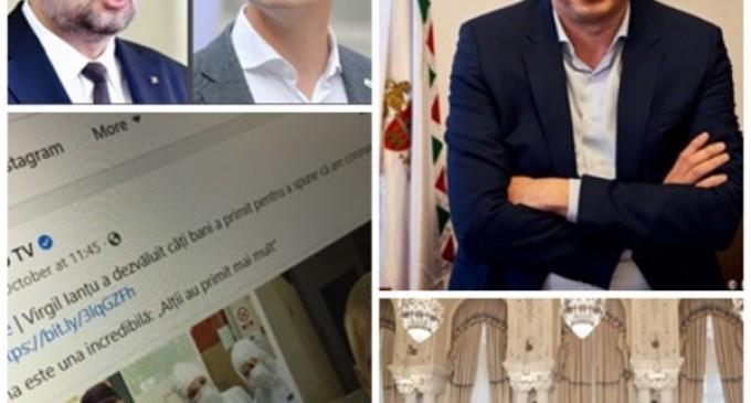 """Subiectele zilei: Cum văd americanii România: un tigru la Marea Neagră; Jurnal de COVID-19: """"Sunt internată de 20 de ore şi nu m-a consultat niciun medic""""; Primarul Budapestei: """"Orbán a cumpărat tăcerea UE"""" – Subiectele zilei"""