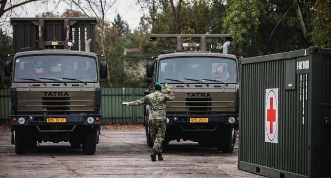 Coronavirus Cehia: Armata pregăteşte construirea unui spital de campanie la Praga – Coronavirus