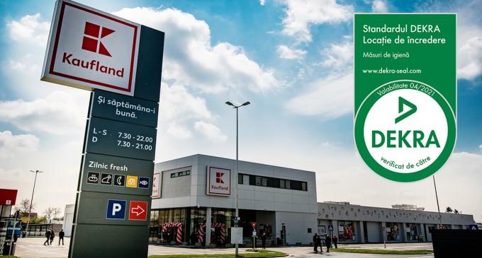 [P] Primul lanț de hipermarketuri care își certifică magazinele și depozitele pentru măsuri sigure împotriva răspândirii Covid-19 – Companii