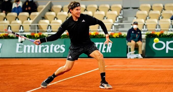 VIDEO Roland Garros: Dominic Thiem, în sferturi după un meci dificil cu Hugo Gaston, locul 239 ATP (Rezultatele zilei) – Fotbal