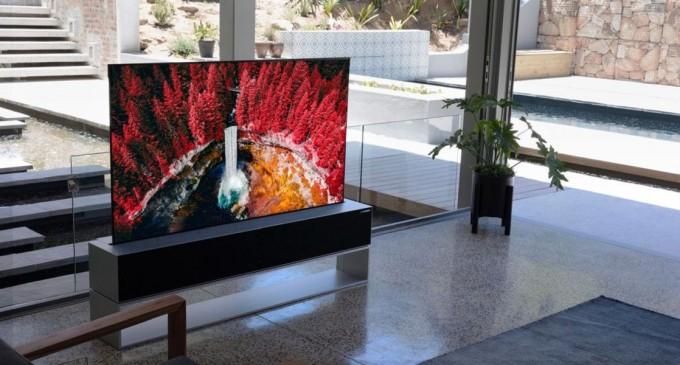 LG a lansat un televizor rulabil care costă 87.000 de dolari – IT