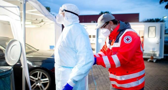 Coronavirus Germania: Aproape 22.500 de cazuri de noi infectări raportate sâmbătă – Esential