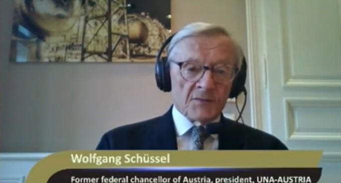 Wolfgang Schüssel (fost cancelar al Austriei): România cred că este țara UE cu cei mai mulți cetățeni care locuiesc în afara țării. Aveți așa de mulți experți / Ar fi interesant să-i atragi înapoi pentru a-și oferi experiența – Finante & Banci
