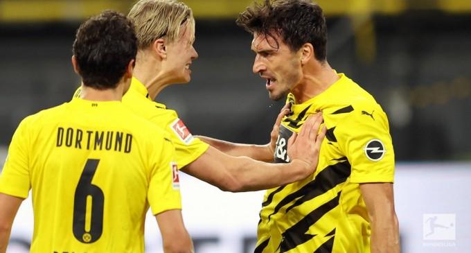 VIDEO Borussia Dortmund, învingătoare în Revierderby (3-0 vs Schalke 04) – Fotbal