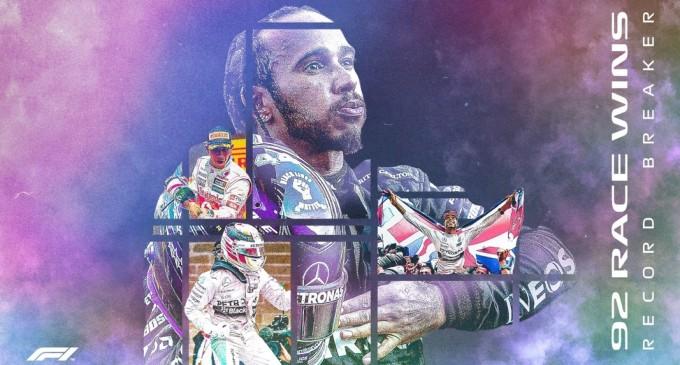 Lewis Hamilton a câștigat MP al Portugaliei și a devenit recordmanul absolut de victorii în Formula 1 – Motor