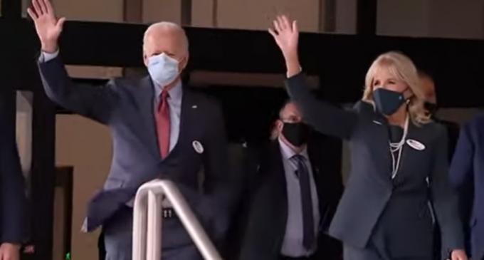 VIDEO Alegeri SUA 2020: Joe Biden a votat anticipat în Delaware – Alegeri SUA 2020