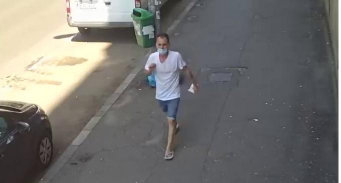 FOTO Poliția Capitalei caută un bărbat care ar fi agresat sexual o tânără într-o scară de bloc – Esential