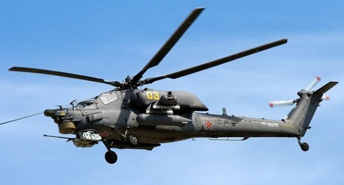 Armata rusă îşi echipează elicopterele de atac cu drone-kamikaze – Defense