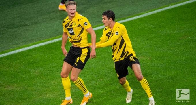 VIDEO Bundesliga: Victorii cu 4-0 pentru Borussia Dortmund și RB Leipzig – Fotbal