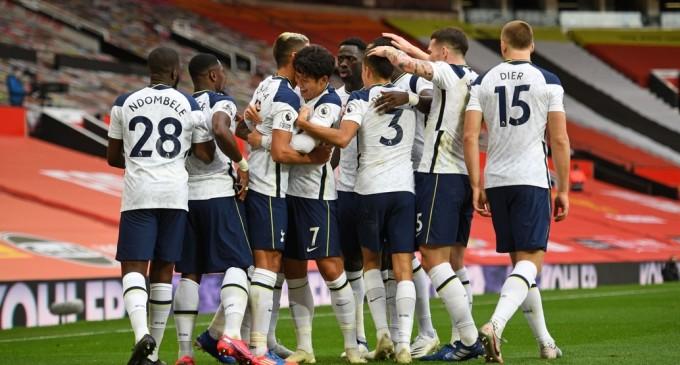 VIDEO Manchester United a fost umilită de Tottenham, scor 6-1 – Fotbal