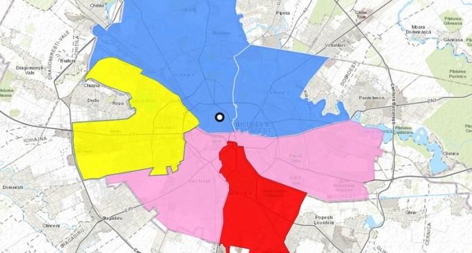 Rezultate finale alegeri București: Câte mandate a obținut fiecare partid la Consiliul General și în fiecare consiliu de sector. Unde s-au făcut majorități și unde înclină PMP balanța – Politic