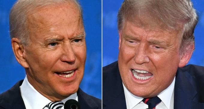  Trump şi Biden: Stiluri opuse şi confruntare pe tema coronavirusului – International