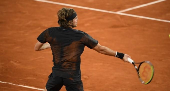 Roland Garros: Stefanos Tsitsipas s-a calificat în semifinale / Victorie în trei seturi cu Andrey Rublev – Tenis