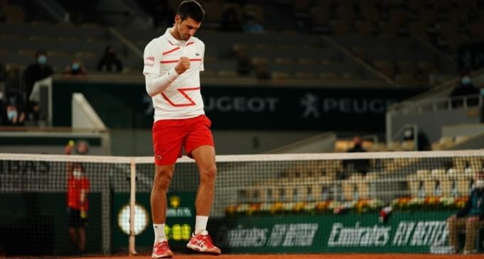 Roland Garros: Novak Djokovic completează careul de ași / Sârbul l-a învins pe Pablo Carreno-Busta, după ce a pierdut primul set – Tenis