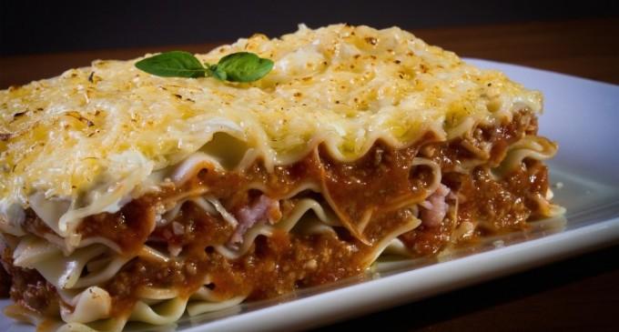Lasagna cu piept de pui, o rețetă delicioasă